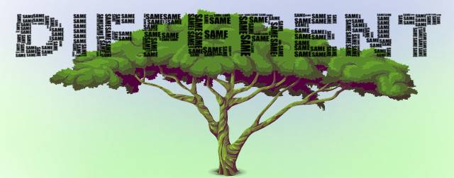 Checking trees for sameness with recursion and spaceship operator in PHP